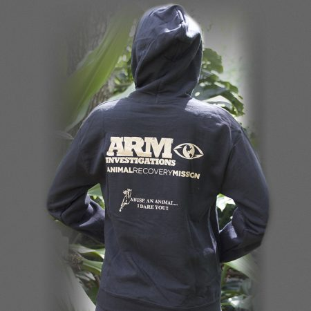Animal Recovery Mission Support Hoodie