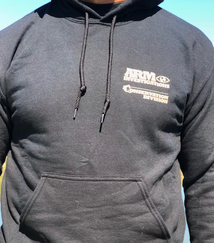 ARM Conservation Division Hoodie